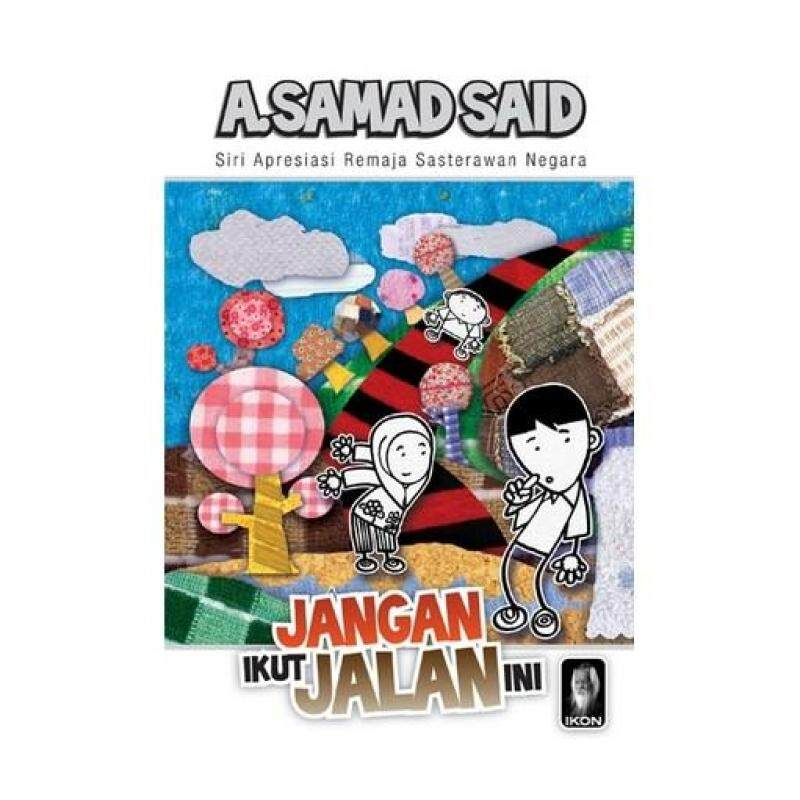 Jangan Ikut Jalan Ini 9789675136764 Malaysia