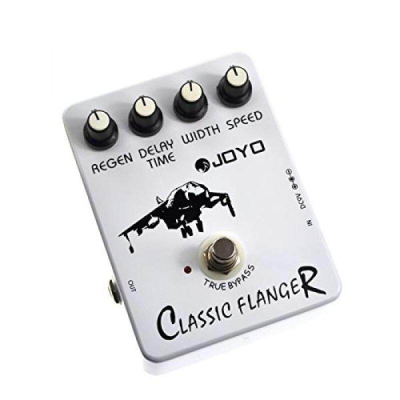 Joyo JF-07 Classic Flanger Guitar Effect Pedal with BBD simulation circuit Malaysia