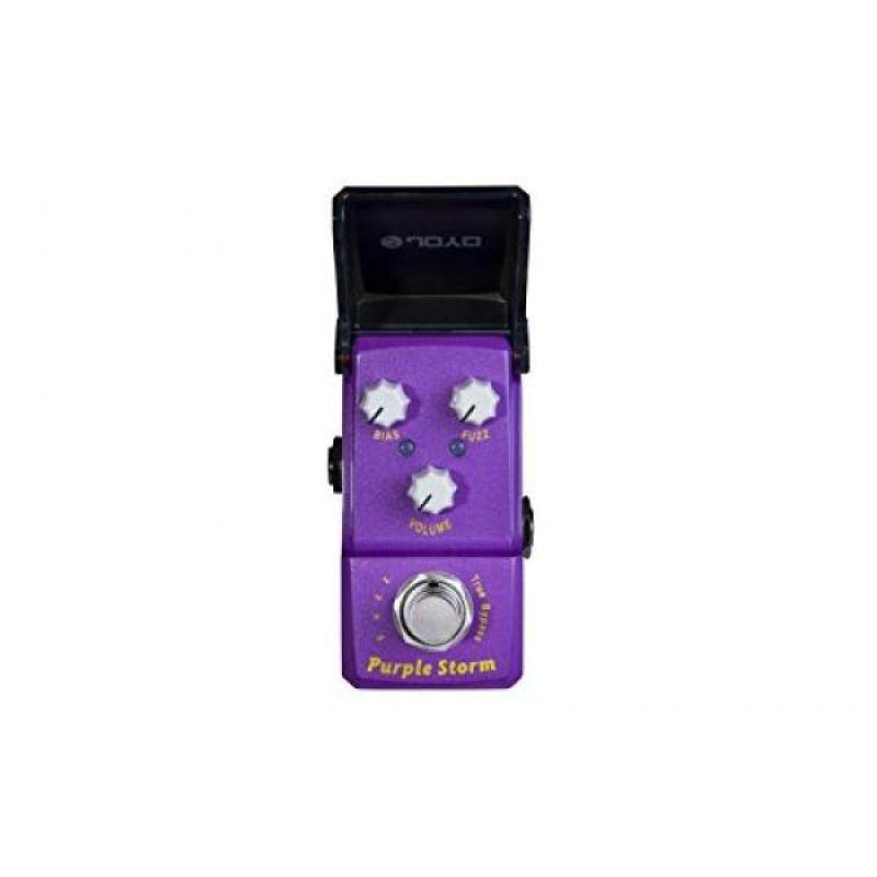 Joyo JF-320 Purple Storm Fuzz Electric Guitar Single Effect Malaysia