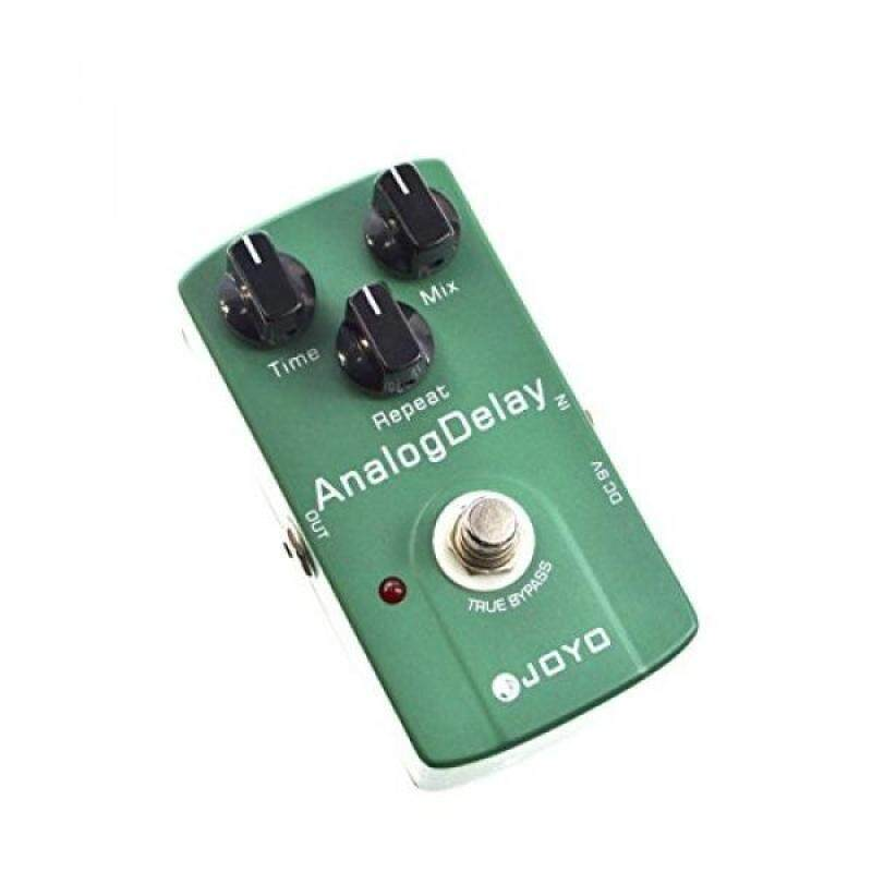 Joyo JF-33 Analog Delay Pedal with Function Delay Effect Malaysia