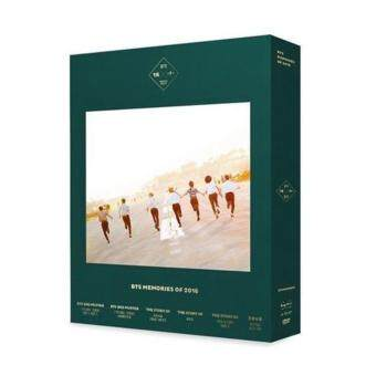 Harga K POP STAR BTS [MEMORIES OF 2016] DVD +PHOTO BOOK(188P) + PHOTOCARD 7EA Reservation Selling