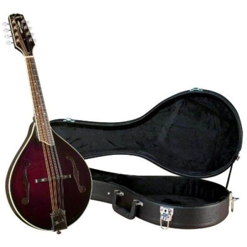 Kentucky KM-254 A-Model Mandolin with Deluxe Case Malaysia