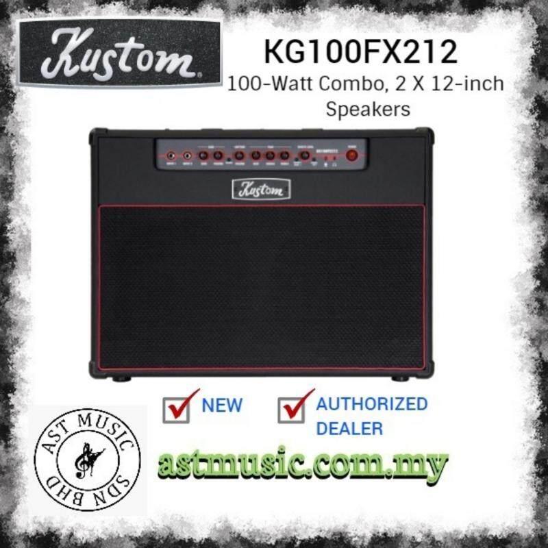 KG100FX212-100-Watt Combo, 2 X 12-inch Speakers Malaysia