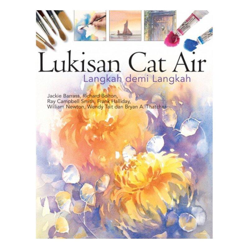 Langkah demi Langkah : Lukisan Cat Air Malaysia