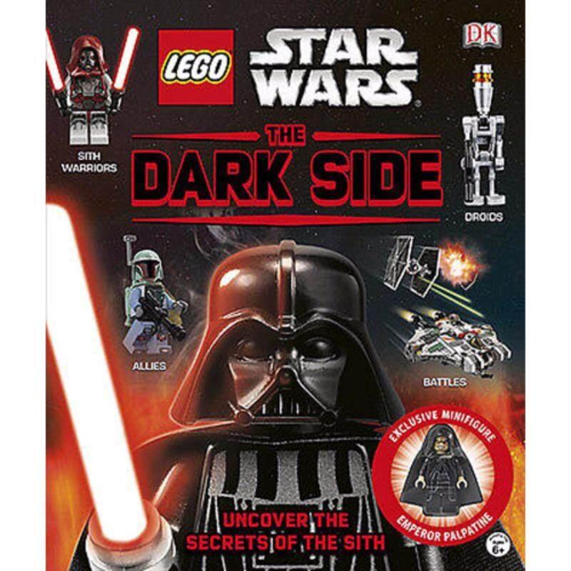 LEGO Star Wars - The Dark Side ( Includes EXCLUSIVE Palpatine Minifigure! ) Malaysia