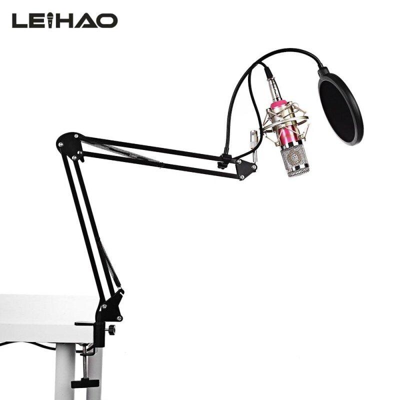 LEIHAO BM - 800 Professional Condenser Microphone Studio Broadcasting Recording Malaysia