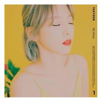 Harga [Limited Quantity]GirlsGeneration : Taeyeon - Album Vol.1[My Voice]