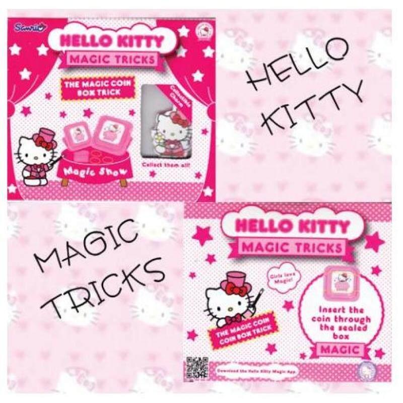 Magic Trick Coin In Box 4895172020057 Malaysia
