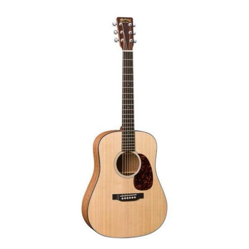 Martin Semi Acoustic Guitar Dreadnought Junior Fishman Sonitone with Gig Bag Malaysia