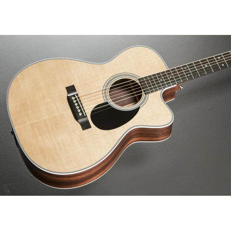 Martin Semi Acoustic Guitar OMC-28E Limited Editions with Fishman® Aura® VT Enhance™ With case Malaysia