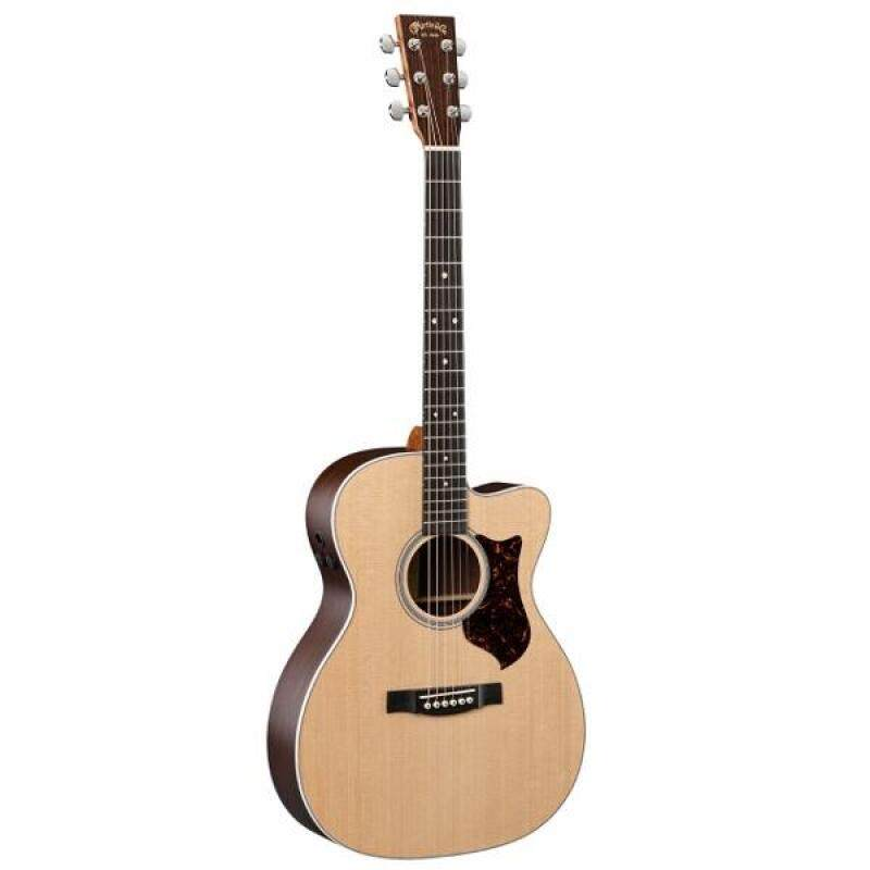 Martin Semi Acoustic Guitar OMCPA4 Rosewood /Top:Solid Sitka Spruce,B&S: Solid East Indian Rosewood/ Fishman F1 Analog / Limited Editions With Case Malaysia