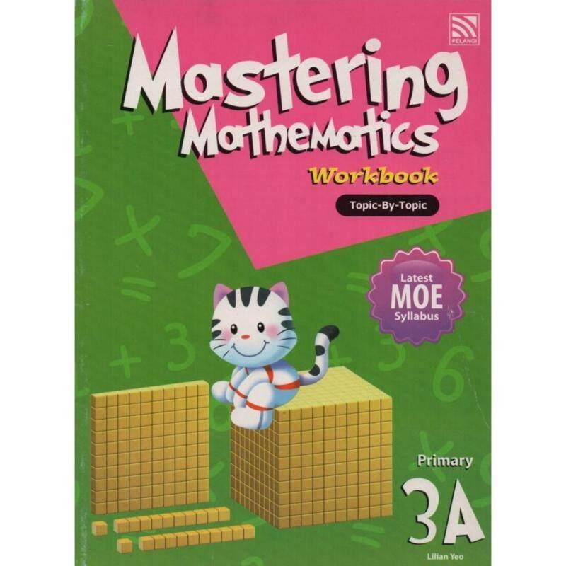 Mastering Mathematics Workbook Primary 3A Malaysia