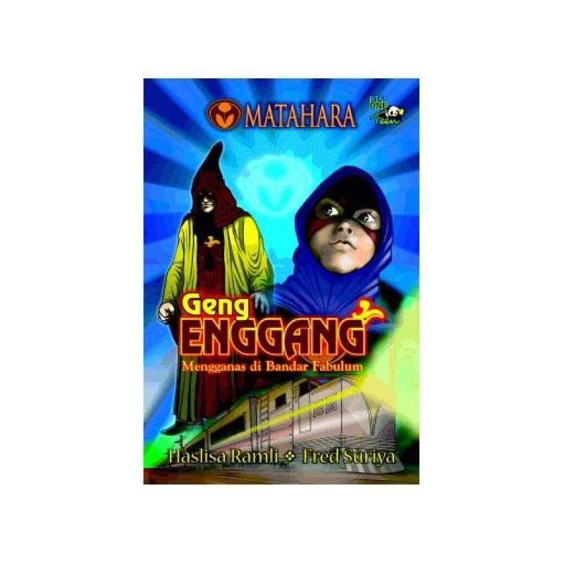 MataharaGeng Enggang 9789833653843 Malaysia