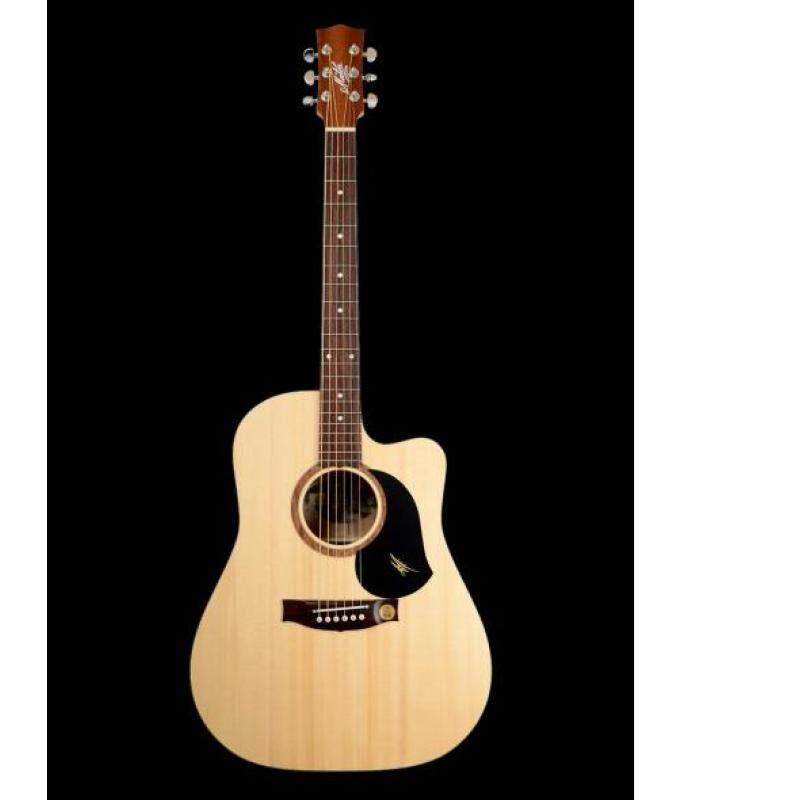 MATON SRS 60C Full Solid Queensland Maple Acoustic Guitar With Case Malaysia