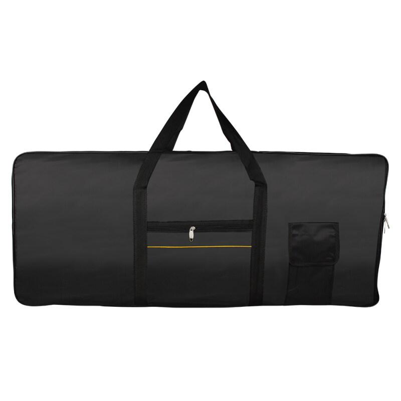 Media, Music Books Keyboard Accessories Portable 61-Key Keyboard Electric Piano Padded Case Gig Bag Oxford Cloth Malaysia