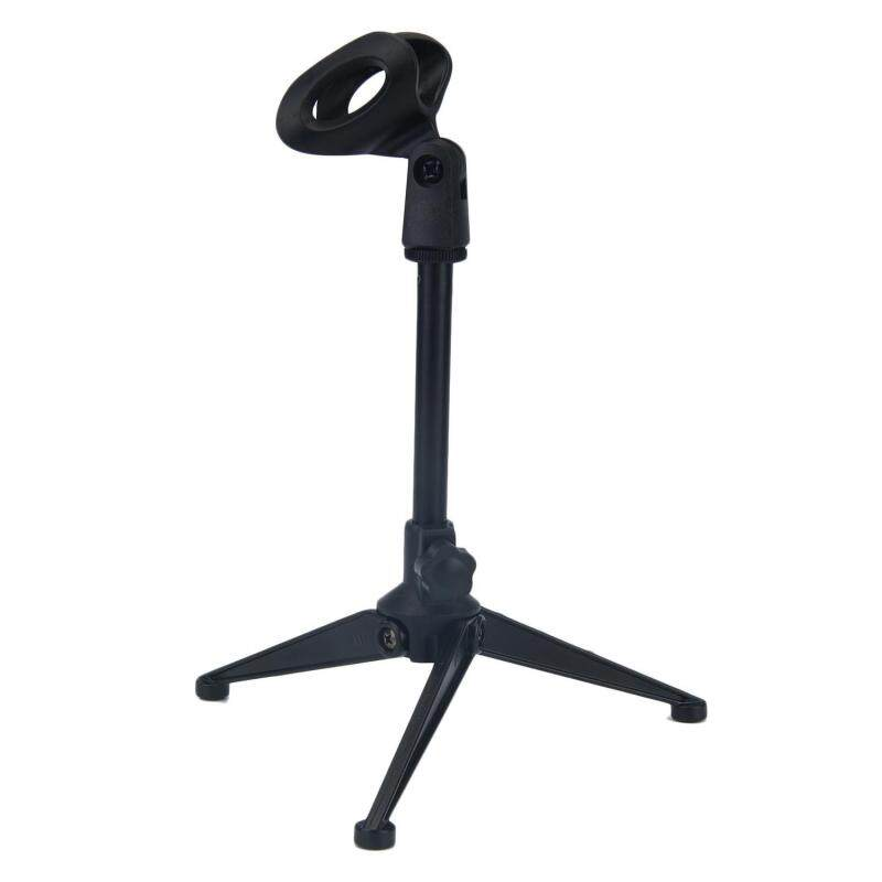 moob Adjustable Tripod Microphone Stand Desktop Stand for Meeting,Chatting Etc Malaysia