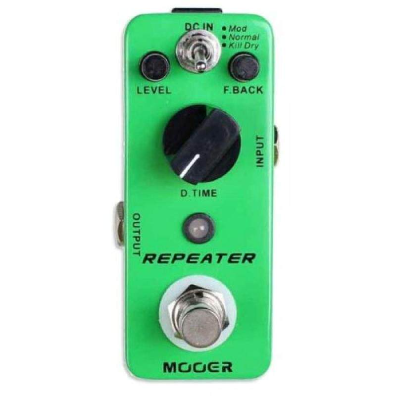 Mooer MDL1 Repeater Guitar Delay Effects Pedal Malaysia