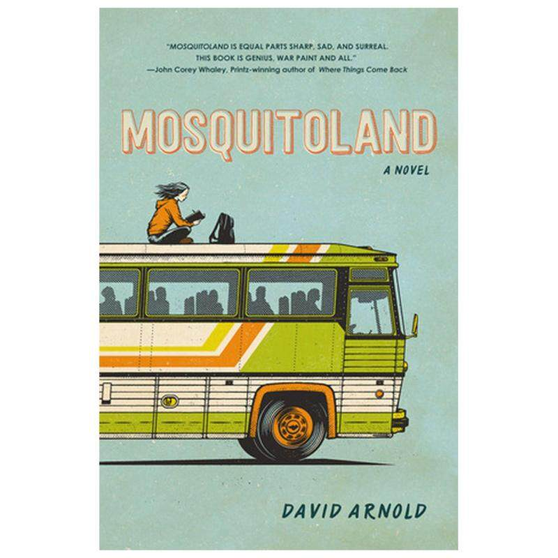 Mosquitoland by David Arnold Malaysia
