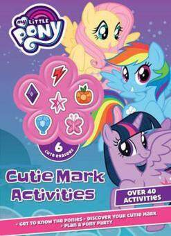 Harga My Little Pony Cutie Mark Activities