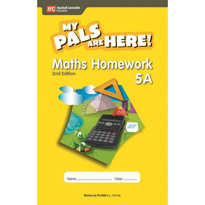 My Pals are Here! Maths Pupil's Book 5A (2nd Edition) / - ISBN: 9789810109769 Malaysia