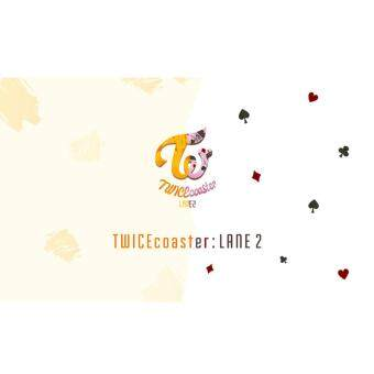 NEW__TWICE- [TWICEcoaster : LANE 2] Special Album A/B random.ver