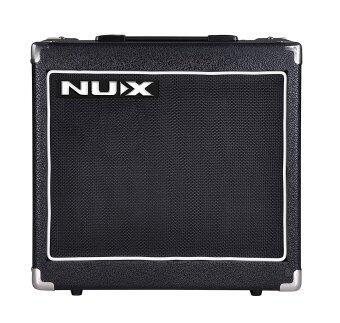 Harga Nux Mighty 15 SE Electric / Acoustic Guitar Amp(with efx andonboard tuner)