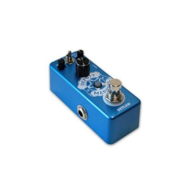 Outlaw Effects DEPUTY-MARSHAL Guitar Distortion Effects Pedal Malaysia