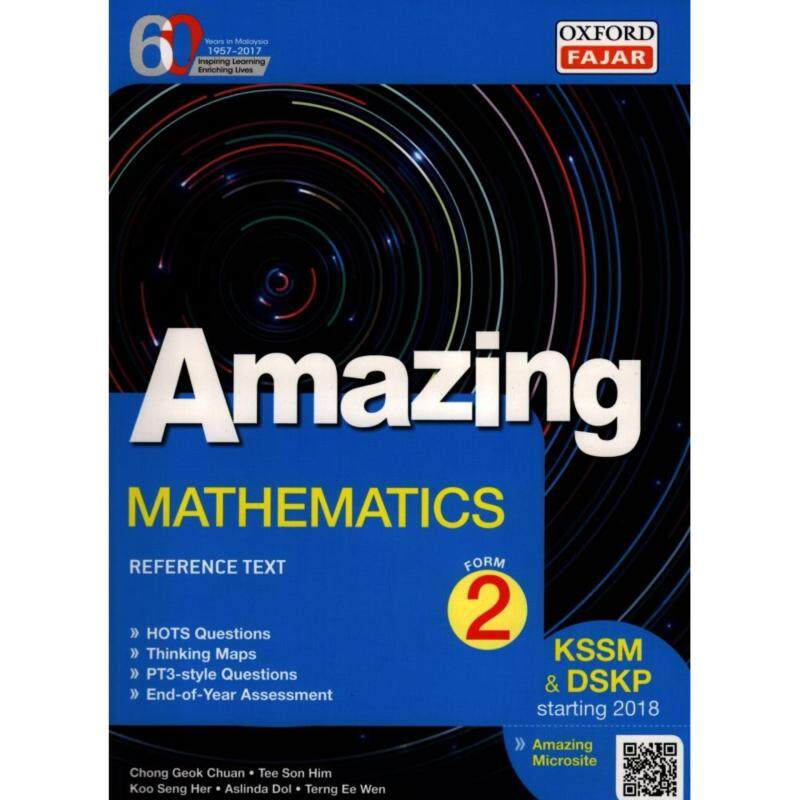 Oxford Fajar Amazing Mathematics Form 2 Malaysia