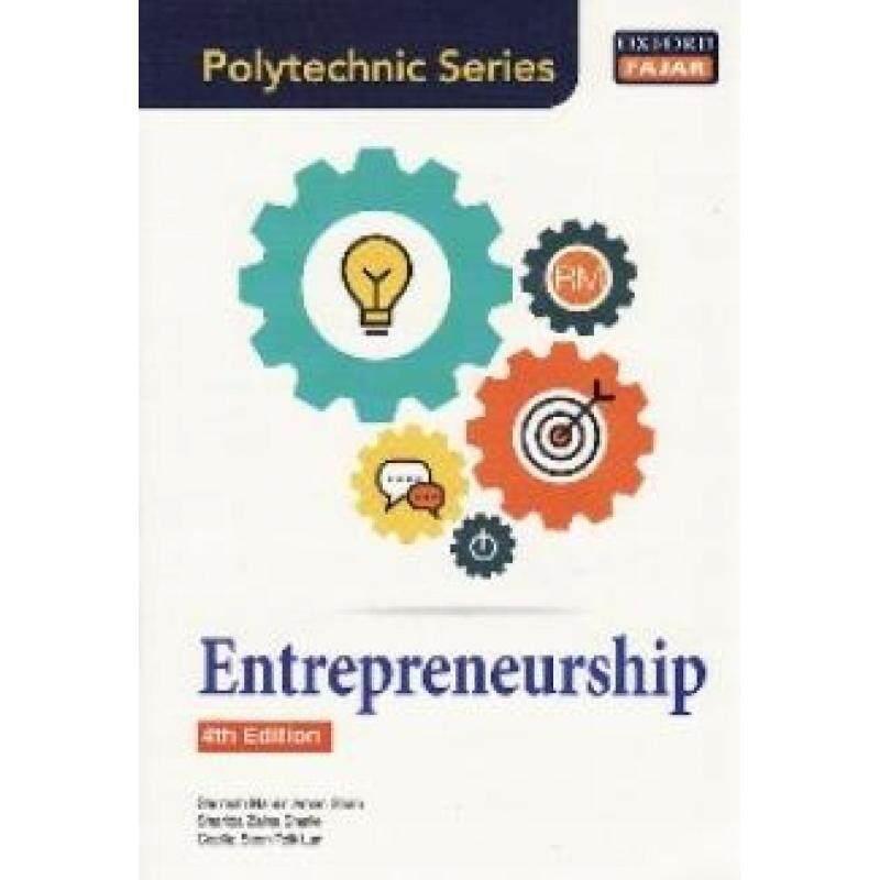 Oxford Fajar Polytechnic Series Entrepreneurship, 4E Malaysia