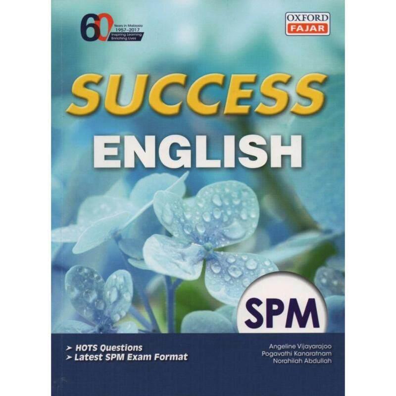 Oxford Fajar Success English SPM Malaysia