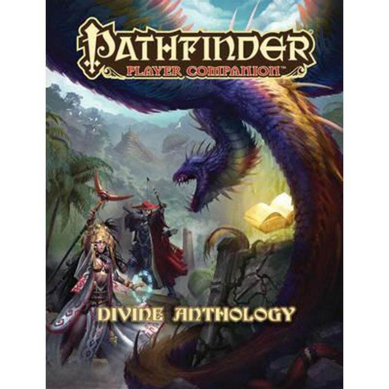 Pathfinder Player Companion: Divine Anthology: Divine Anthology Malaysia