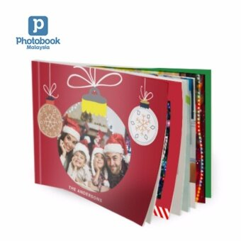 "Photobook Malaysia 11"" x 8.5"" Medium Landscape Softcover Photo Book,40 Pages"
