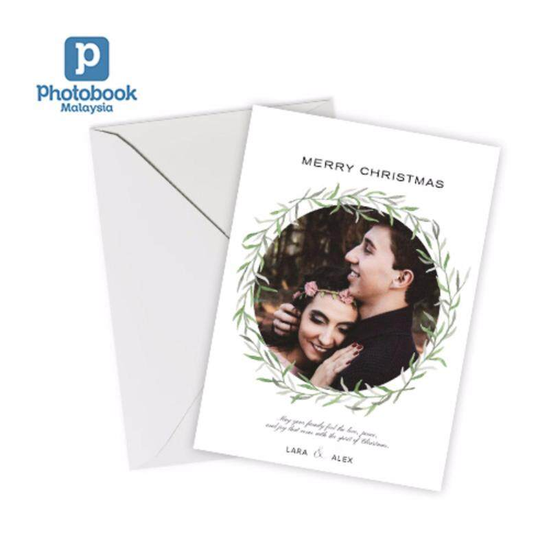Photobook Malaysia 5 x 7 Flat Greeting Card - 10 Identical Pieces Malaysia
