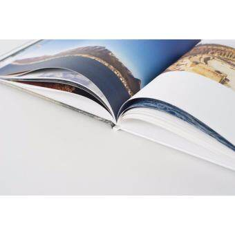 "Photobook Malaysia 8"" x 11\"" Medium Portrait Imagewrap Hardcover Photo Book, 40 Pages"