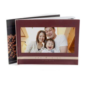"Pixajoy Photobook: Softcover 6"" x 8\"" Portrait / Landscape Photo Book, 24 Pages"