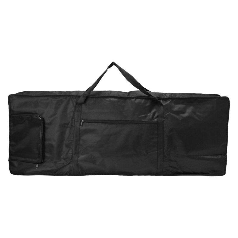 Portable 61-key Keyboard Thick Padded Electric Piano Bag Double Shoulder Case Malaysia