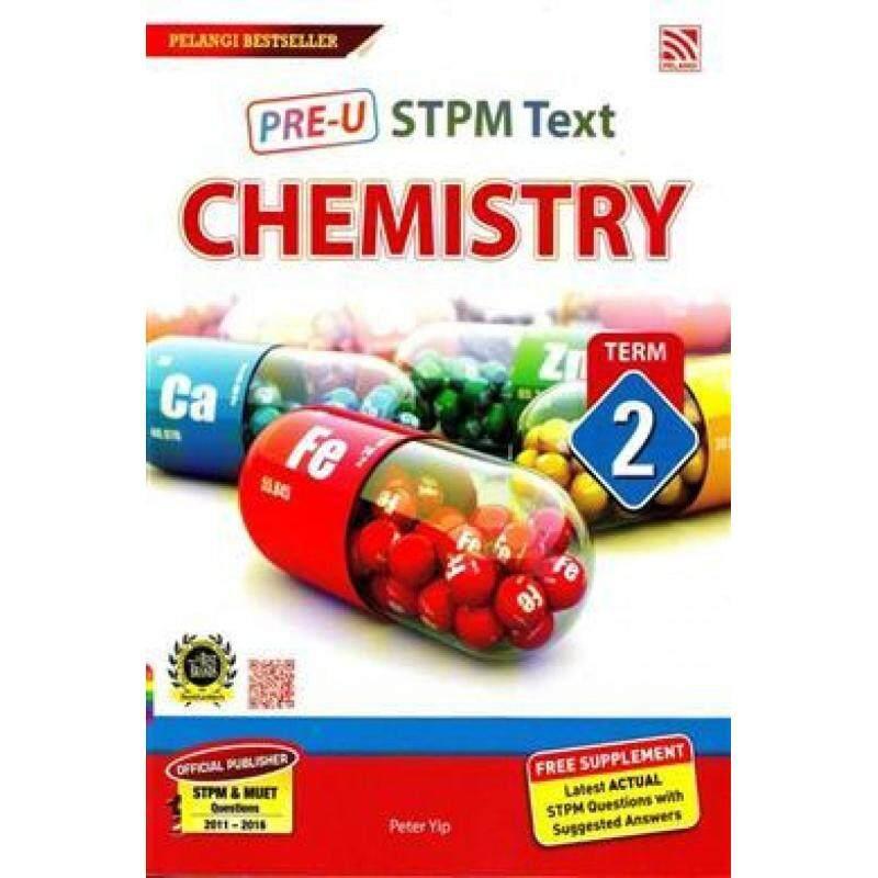 Pre-U STPM Text Chemistry Term 2 Malaysia