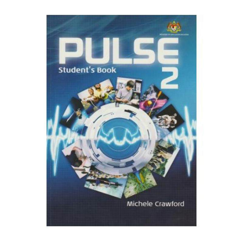 Pulse 2 Students Book, Michele Crawford Malaysia