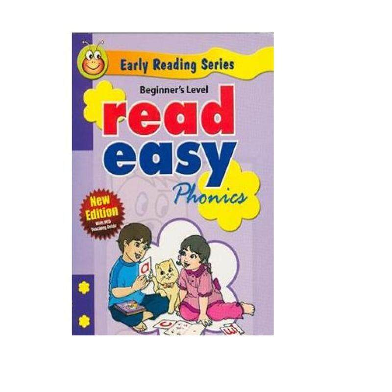 Read Easy Phonics (Early Reading Series): Beginners Level ( 8 books), book Malaysia