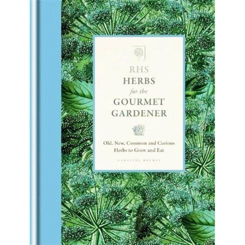 RHS Herbs for the Gourmet Gardener (HB) 9781845338855 Malaysia