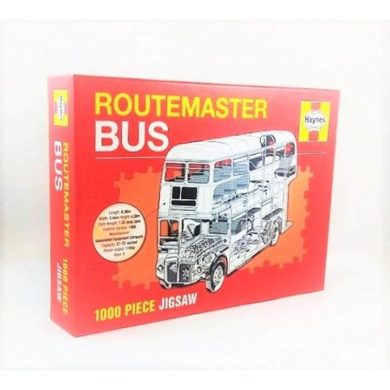 Routemaster: Bus - 1000 Piece Jigsaw 9781910270974 Malaysia