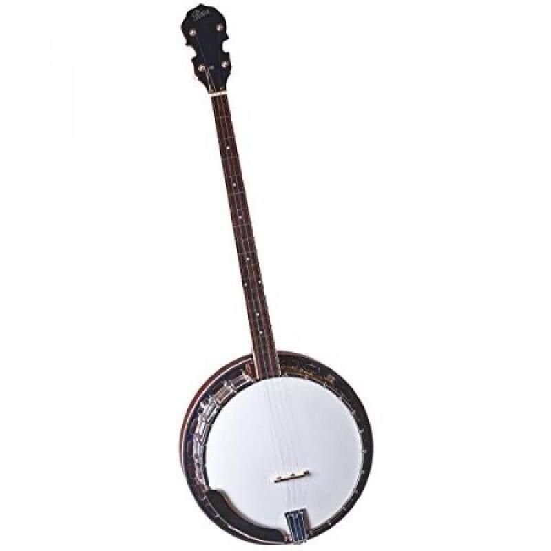 Rover RB-45P Plectrum Resonator 4 String Banjo Malaysia