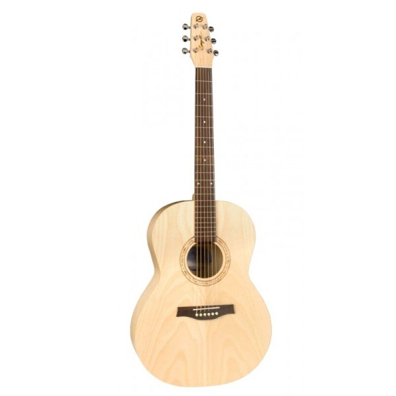 Seagull 039593 Excursion Natural Folk Solid Spruce SG Acoustic Guitar Malaysia