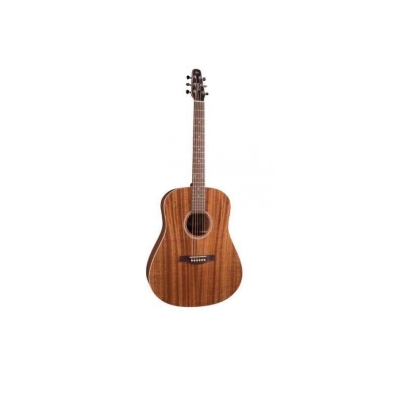 Seagull 38916 S6 Mahogany Deluxe A/E Fishman Sonitone Electronics Semi Acoustic Guitar Malaysia