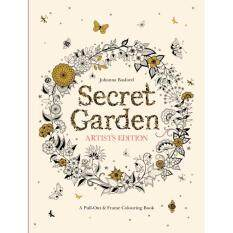 Secret Garden Artists Edition Johanna Basford
