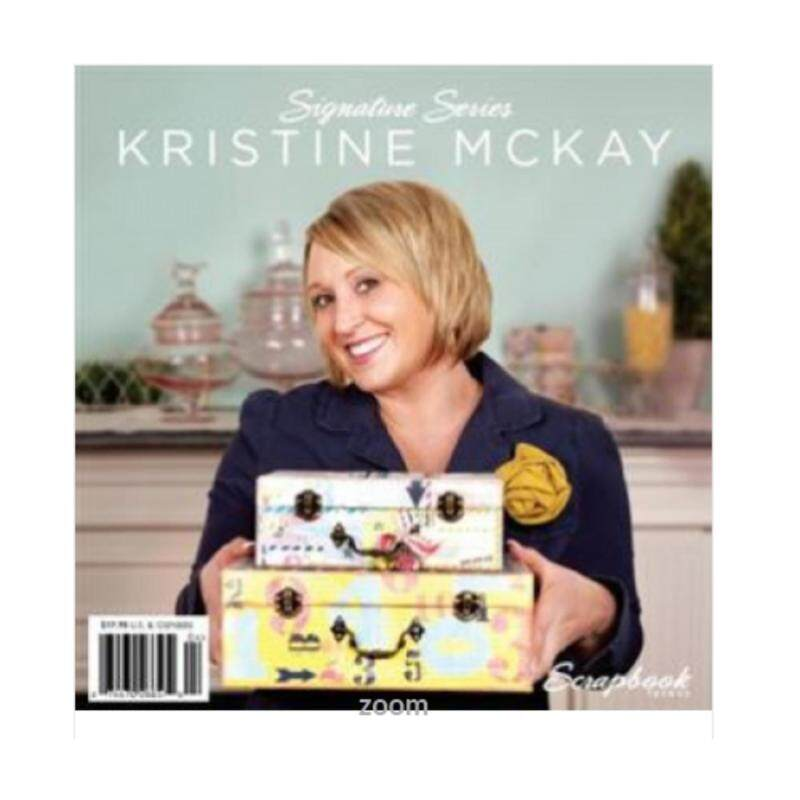 Signature Series Kristine McKay Idea Book Malaysia