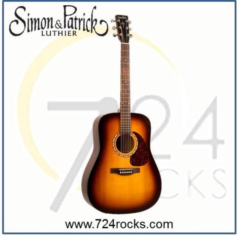 Simon & Patrick Canada Songsmith Solid Top Acoustic Guitar Malaysia