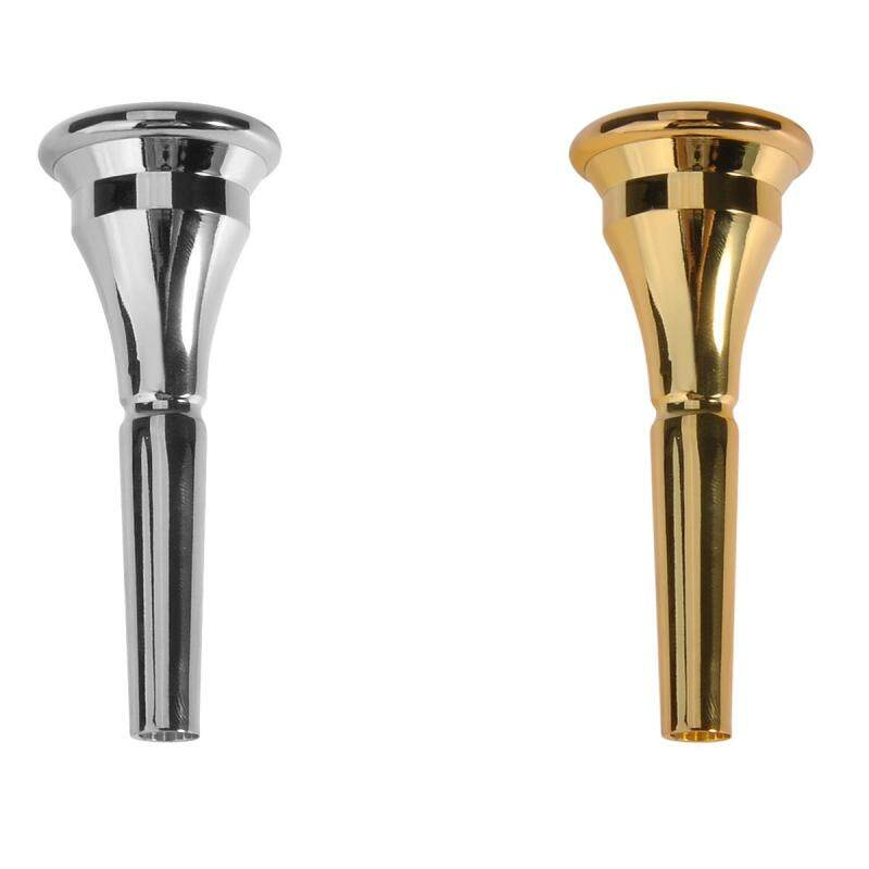 Sliver / Gold Alloy French Horn Mouthpiece for Yamaha Bach Conn King French Horn Instrument Accessories Malaysia