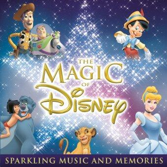 Harga SOUNDTRACK: THE MAGIC OF DISNEY (2CD)