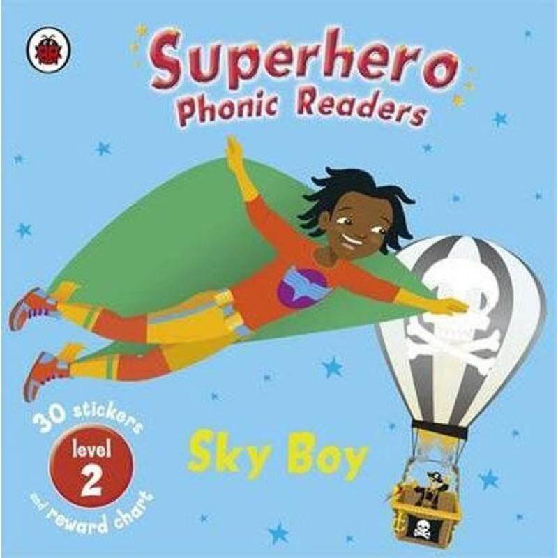 Superhero Phonic Readers: Sky Boy: Level 2 Malaysia
